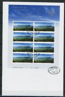 Liechtenstein Kleinbogen Mit MiNr. 1460 Ersttagsbriefe/ FDC Landschaft (GG1571 - Bloques & Hojas