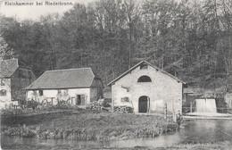 CPA - NIEDERBRONN - NIEDERBRONN-LES-BAINS (BAS-RHIN) - KLEINHAMMER - Niederbronn Les Bains
