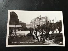 5 - BIARRITZ Le Jardin Du Casino Municipal - Biarritz
