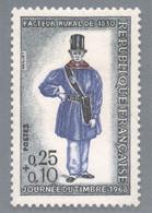 ENTIER POSTAL JOURNEE DU TIMBRE 1968 Carte Postale (International 2021) VOIR SCANS - Tarjetas Cartas