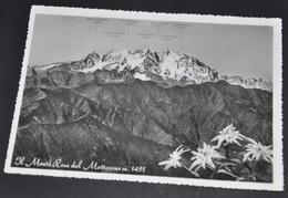 Il Monte Rosa Dal Mottarone - Verbania