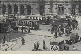 AK 0757  Wien - Staatsoper / Autos , Strassenbahn Um 1935 - Wien Mitte