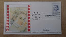 N°1871 - FDC Hommage à Grace Kelly, De Monaco - USA - FDC