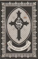 Philomena Van  Volsem-dickelvenne 1882-vouw En Gevlekt-weggooien Is Zonde - Devotion Images