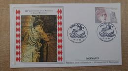 N°1963 - FDC Sarah Bernhardt - FDC