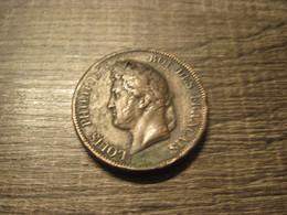 Colonies Françaises 1845 - D. 10 Centimes