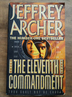 Jeffrey Archer - The Eleventh Commandment/ 1999 - Other