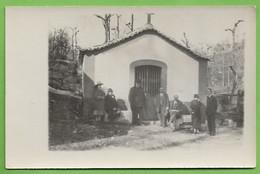 Gondarém? - Braga? - Igreja - Bom Jesus Do Calvário? - Sépia. Viana Do Castelo. Portugal (Fotográfico) - Viana Do Castelo