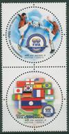 Laos 2004 Internationaler Fußballverband FIFA 1923/24 ZD Postfrisch - Laos