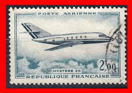 FRANCIA – TIMBRES. AÑO 1965 - CORREO AEREO MISTERE 20 - Usati