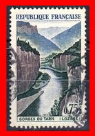 FRANCIA – TIMBRES. AÑO 1965 - TURISMO PUBLICITARIO - Usati