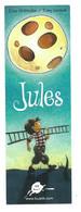 """MARQUE PAGE """" JULES """" ÉDITIONS LOUSTIK - Marque-Pages"""