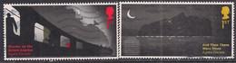 GB 2016 QE2 1st 40th Anniv. Agatha Christie Used SG 3885 - 3886 ( C713 ) - Used Stamps