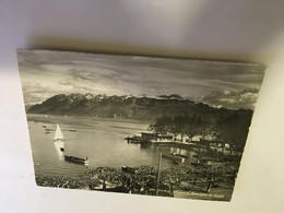 (VV 3) Switzerland - Posted To France In 1958 - Ouchy - LU Lucerne