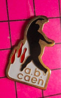 717 Pin's Pins / Beau Et Rare / THEME : SPORTS / BOWLING AB CAEN Pas Arthus Bertrand !! - Bowling
