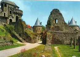 Dept 35,Ille Et Vilaine,Cpm Fougères,Citadelle Du Duché De Bretagne,Tour De Coigny Transformée En Chapelle,Etc... - Fougeres