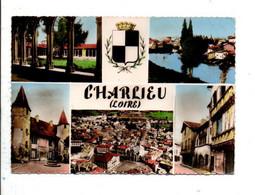 MULTIVUES DE CHARLIEU LOIRE - Gruss Aus.../ Gruesse Aus...
