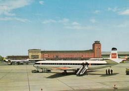 CPA - De Havilland Comet IV B - Compagnie B.E.A ( British European Airways ) - Aéroport De München Riem - 1946-....: Era Moderna
