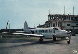 CPA - De Havilland DH 104 Dove - Compagnie Morton Air Service - Aéroport Du Touquet Paris Plage - 1946-....: Era Moderna