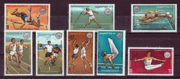 Kuwait, Arab Schools Games 1963, As Per Scan, Mint Never Hinged. - Koweït