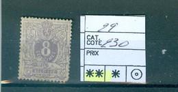 29  Xx Côte  230 € - 1869-1883 Leopoldo II
