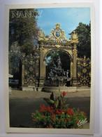 FRANCE - MEURTHE ET MOSELLE - NANCY - La Fontaine D'Amphitrite - Nancy