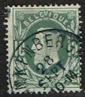 30  Obl  Sc  Blankenberghe  + 4 - 1869-1883 Leopoldo II