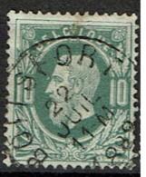 30  Obl  Sc  Boitsfort + 8 - 1869-1883 Leopoldo II