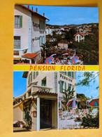 Pension Florida Restaurant Bandol Impasse De Nice Porte Fer Forgé Terrasse Architecture - Ristoranti