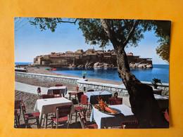 Terrasse De Café Langouste Montenegro Plage - Ristoranti