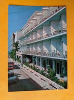 Hôtesse Hôtel Las Arenas Palma De Mallorca Voiture Simca? Terrasse Architecture - Ristoranti