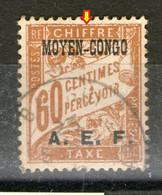 Taxe N° 8°_tres Bon Centrage - Oblitérés