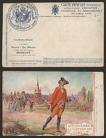 Carte Postale -  Exposition Universelle Et Internationale De Liège 1905 : L.A. Sans N° Le Vieux Liège + PUB Au Verso - Liege