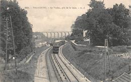 ¤¤  -   MEUDON   -  VAL-FLEURY   -  Le Viaduc, Pris De La Gare   -  Train , Chemin De Fer     -   ¤¤ - Meudon