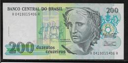 Brésil - 200 Cruzeiros - Pick N° 221 - NEUF - Brasil