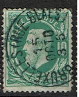 30  Obl Sc  BXL (Rue Blaes)  + 4 - 1869-1883 Leopoldo II