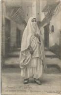 CPA  Algérie Mauresque Costume De Ville - Women