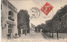 CHANTILLY : La Rue D'Aumale. - Chantilly