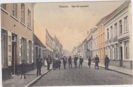 Vilvoorde - Leuvense Straat (Leeman) (geanimeerde, Gekleurde En Gelopen Kaart Zonder Zegel) - Vilvoorde