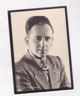 RIJKSWACHTER  M.GEVAERT °SCHELDEWINDEKE 1919 +DIKKELVENNE 1960  (A.HOEFMAN) - Images Religieuses