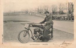 LES ENTRAINEURS - DEVILLY - Cycling