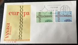España Spain 1971 Europa - FDC