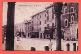 MONTICHIAR - Piazza G. Garibaldi - Altre Città
