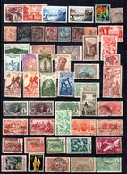 Colonie Française; Différents TP's, Neuf **, Neuf * + Oblitéré,  Livraison Dans Sac Crystal; Lot 45357 - Collections