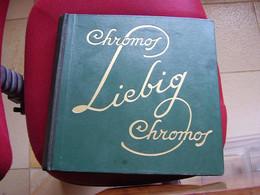 Original Old Album Liebig De 300 Chromos  50 Séries De 6 Chromos - Liebig