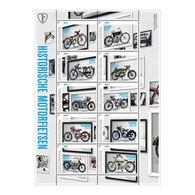 Nederland  2021  Historische Motorfietsen  Historical Motorcycles  Vel-sheetlet   Postfris/mnh/neuf - Neufs