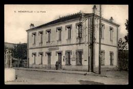 ALGERIE - MENERVILLE - LA POSTE - Andere Städte