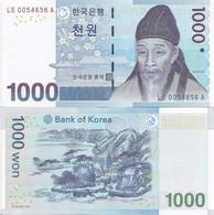 ♛ KOREA SOUTH - 1.000 Won Nd.(2007) UNC P.54 - Korea, South