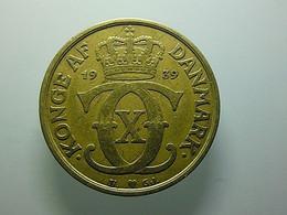 Denmark 1 Krone 1939 - Denemarken