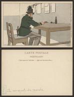 Carte Postale - Illustrateur Am. Lynen (Bruxelles) : N°154 / Collection - Lynen, Amédée-Ernest
